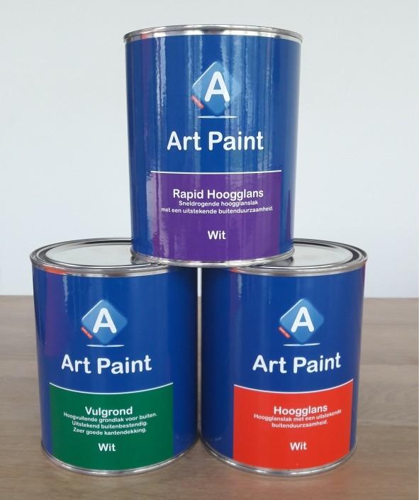 Kwaliteitsverf Art Paint