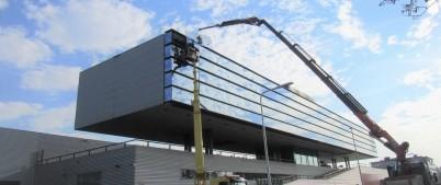 glasschadeherstel utiliteitsbouw