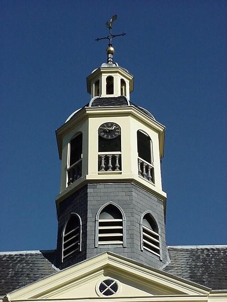 Kerk Leusden Zuid Buitenschilderwerk toren